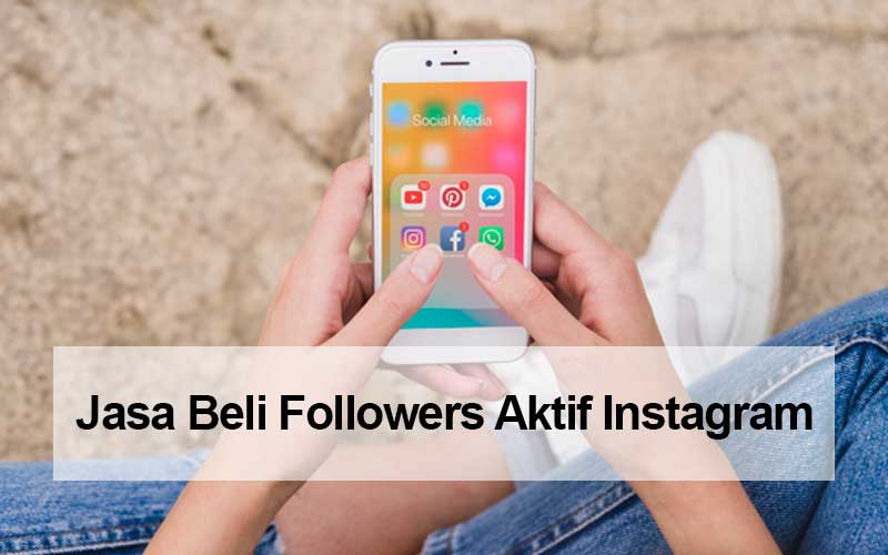 jasa beli followers aktif instagram