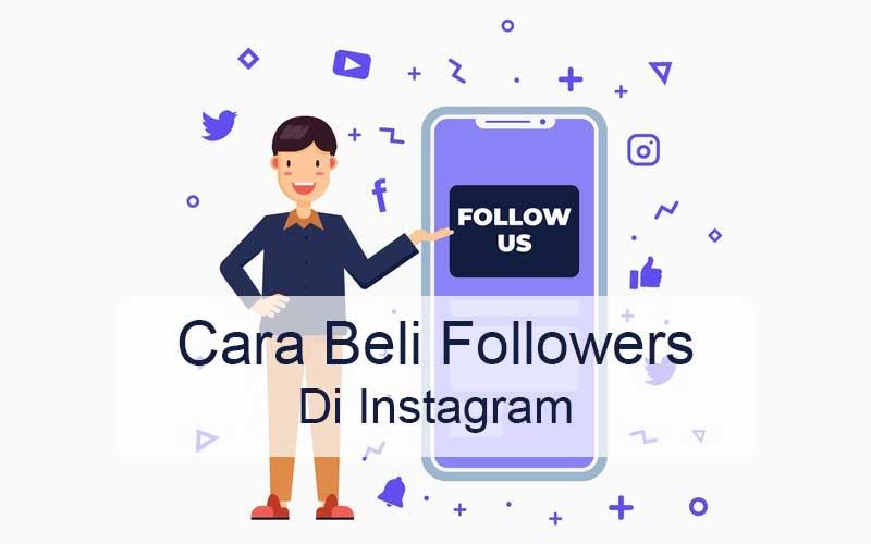 cara beli followers di instagram