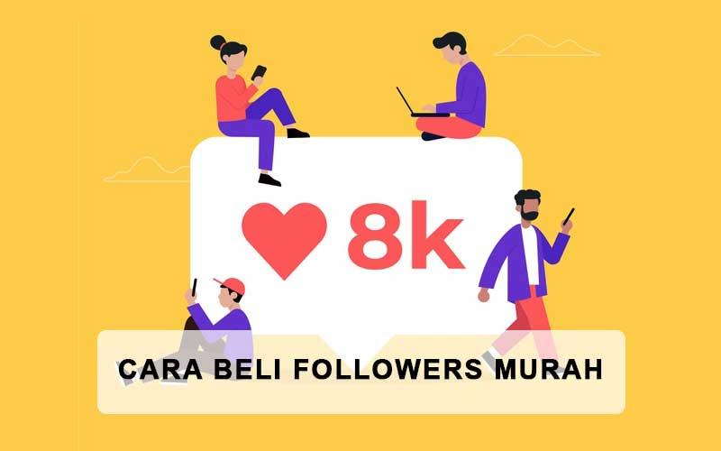 cara beli followers murah