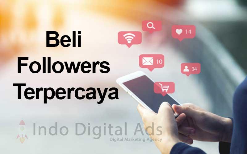 beli followers terpercaya