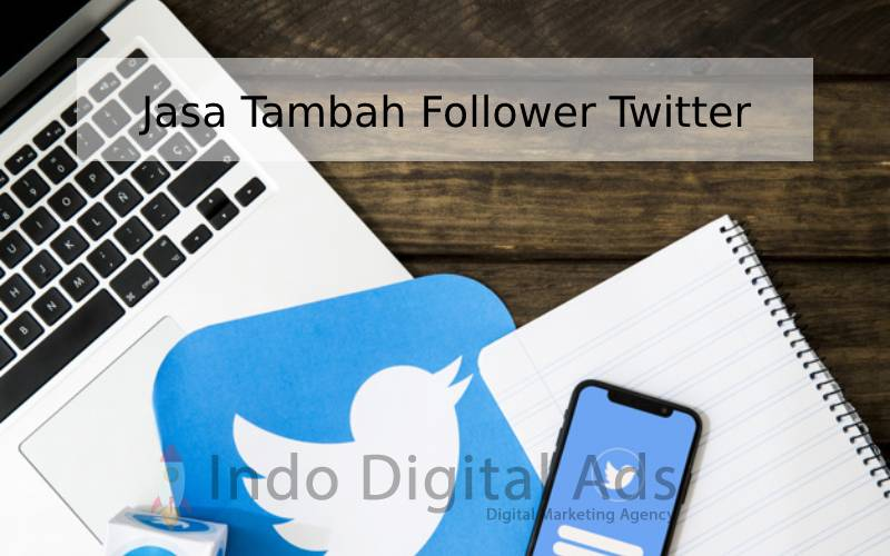 jasa tambah follower twitter