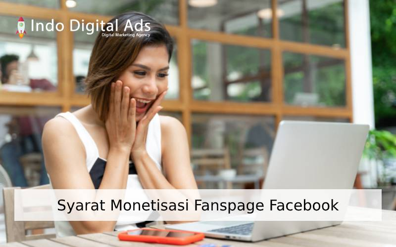 syarat monetisasi fanspage facebook