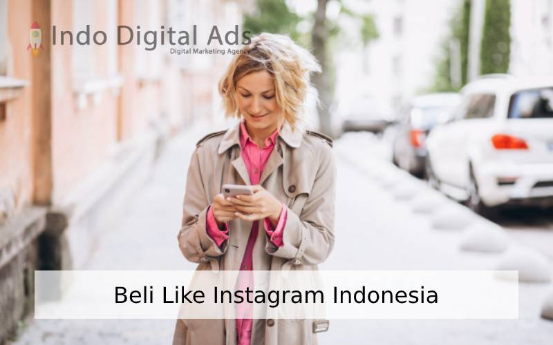 Beli Like Instagram Indonesia