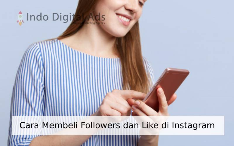 cara membeli followers dan like di instagram