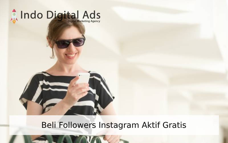 Beli Followers Instagram Aktif Gratis