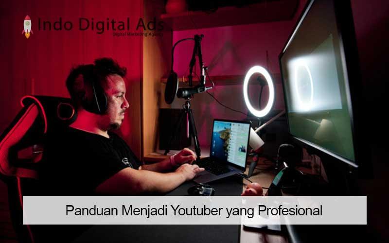 panduan menjadi youtuber