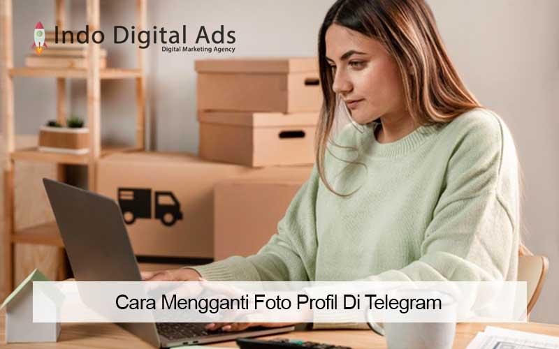 Cara Mengganti Foto Profil Di Telegram
