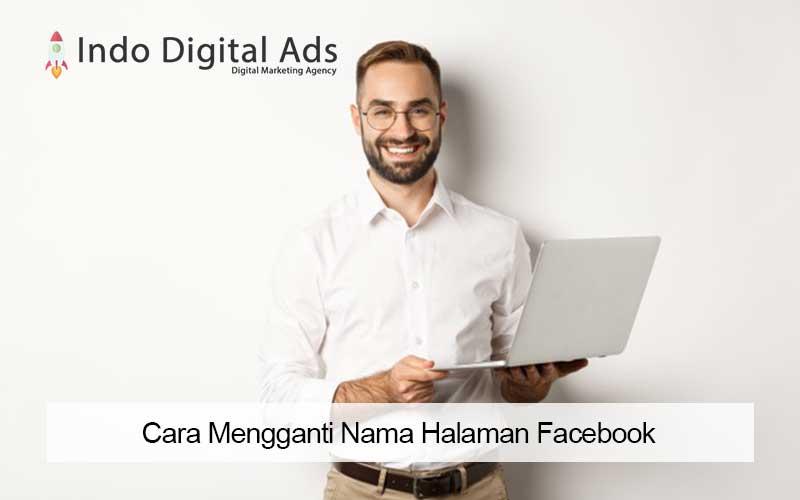 Cara Mengganti Nama Halaman Facebook yang Tidak Bisa Diganti