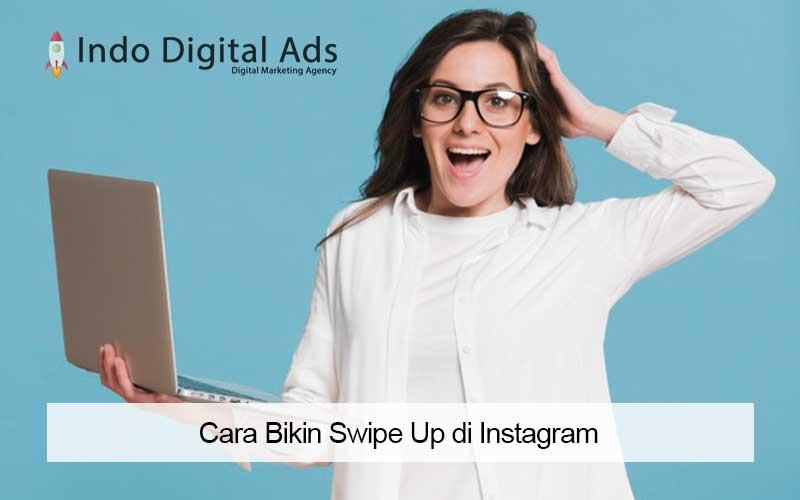 Cara Bikin Swipe Up di Instagram