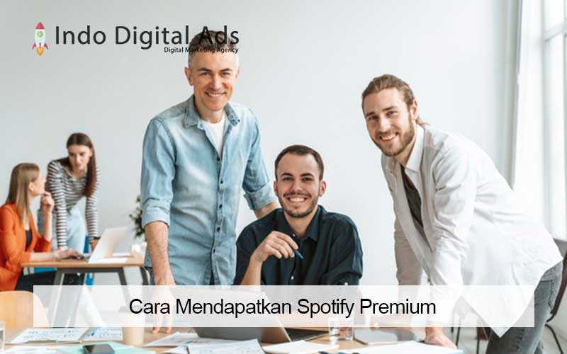 Cara Mendapatkan Spotify Premium