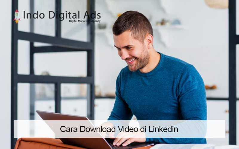 cara download video di linkedin