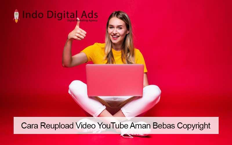 reupload video youtube