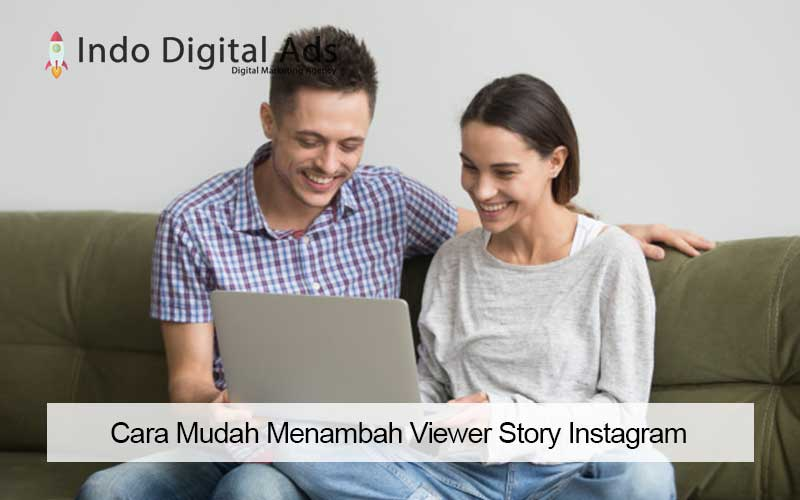 cara menambah viewer story instagram