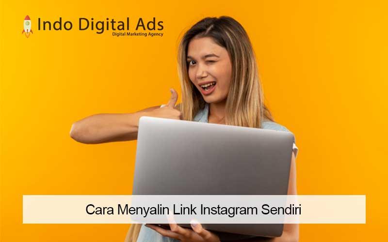 cara menyalin link instagram sendiri