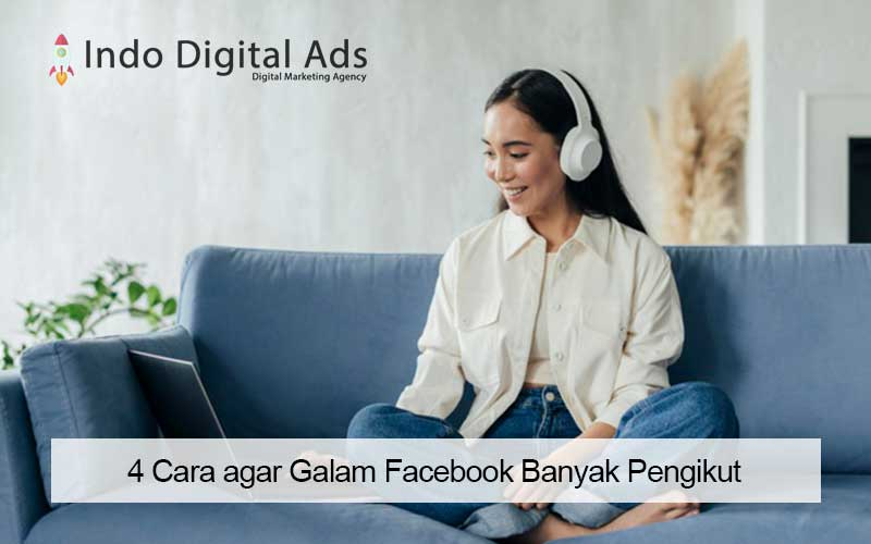 cara agar halaman facebook banyak pengikut