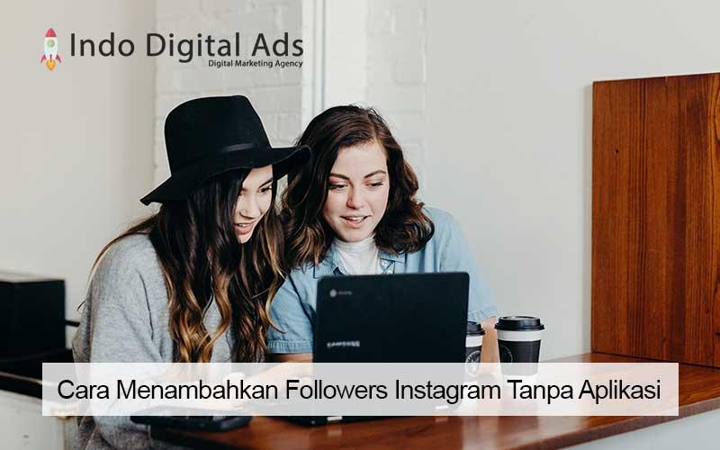 cara menambahkan followers instagram tanpa aplikasi